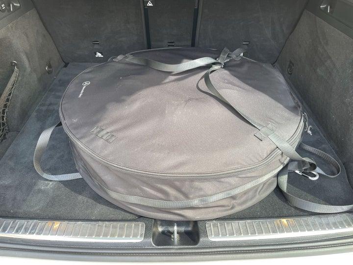 Mercedes Benz GLC 63-BOOT INSIDE VIEW