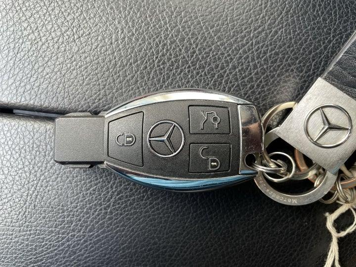 Mercedes Benz GLC 63-KEY CLOSE-UP