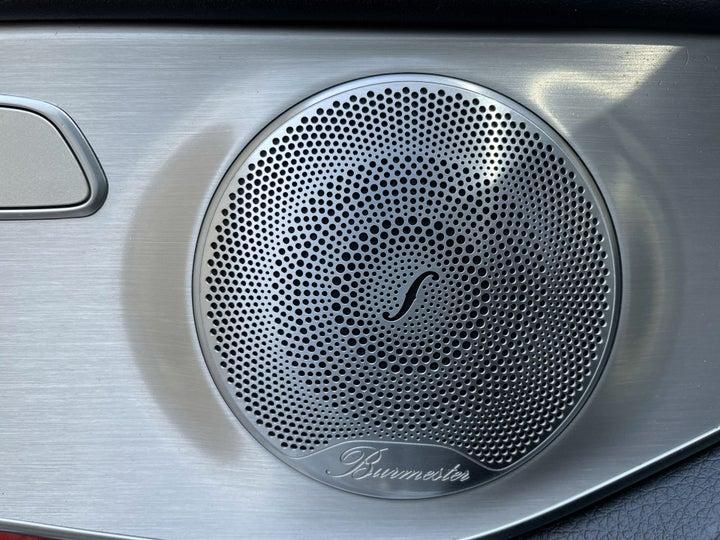 Mercedes Benz GLC 63-SPEAKERS