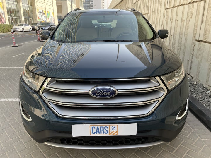 Ford Edge-FRONT VIEW