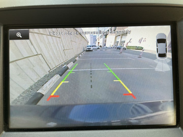 Ford Edge-PARKING CAMERA