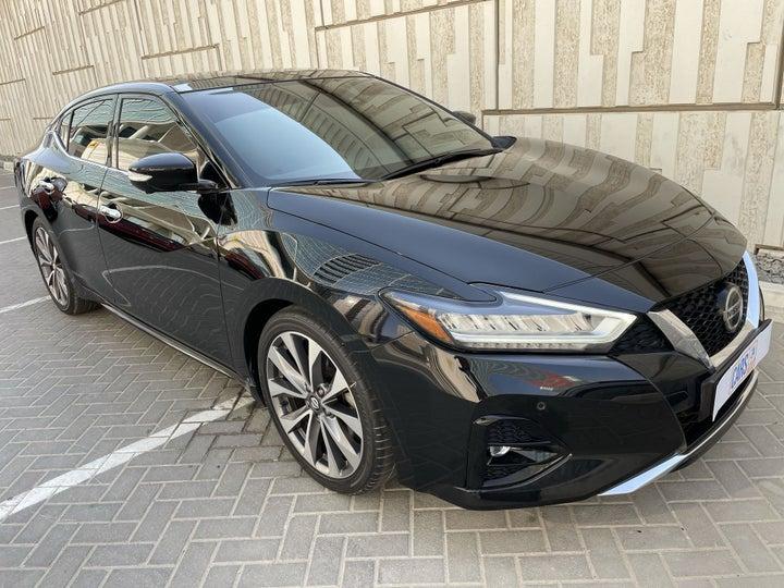 Nissan Maxima-RIGHT FRONT DIAGONAL (45-DEGREE) VIEW