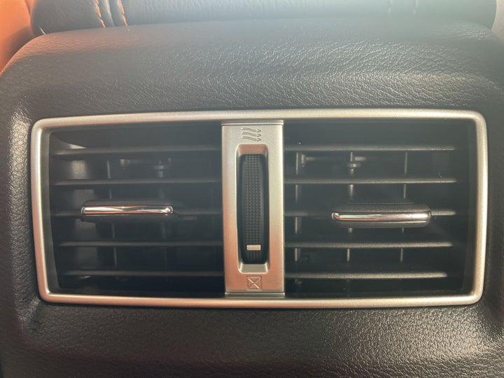Nissan Maxima-REAR AC VENT