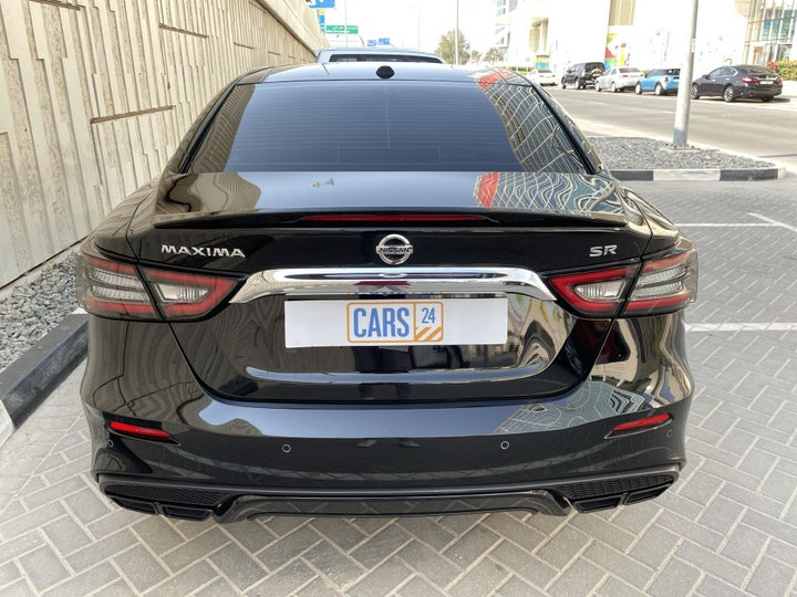 Nissan Maxima-BACK / REAR VIEW