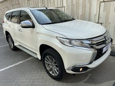 2019 Mitsubishi Montero DIAMOND PACKAGE