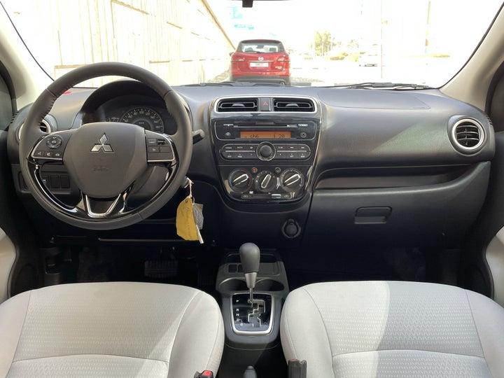 Mitsubishi Attrage-DASHBOARD VIEW