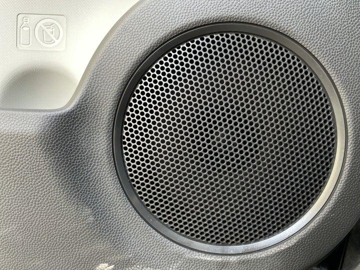 Mitsubishi Attrage-SPEAKERS