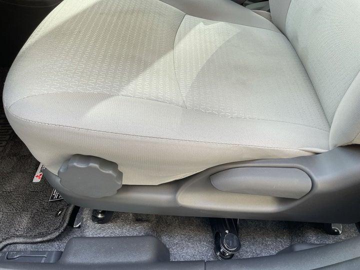Mitsubishi Attrage-DRIVER SIDE ADJUSTMENT PANEL
