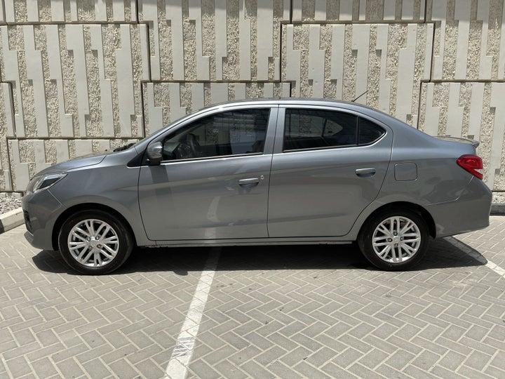 Mitsubishi Attrage-LEFT SIDE VIEW
