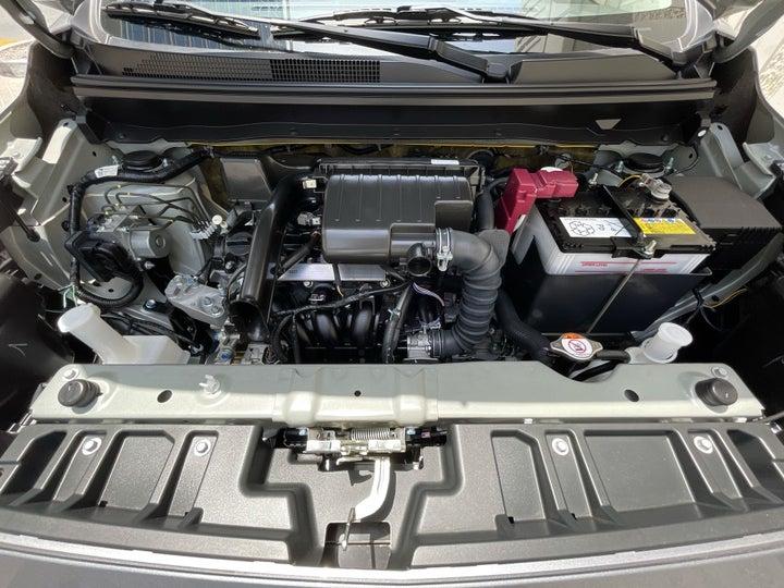Mitsubishi Attrage-OPEN BONNET (ENGINE) VIEW