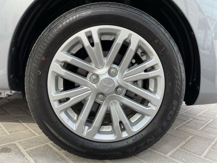 Mitsubishi Attrage-RIGHT FRONT WHEEL