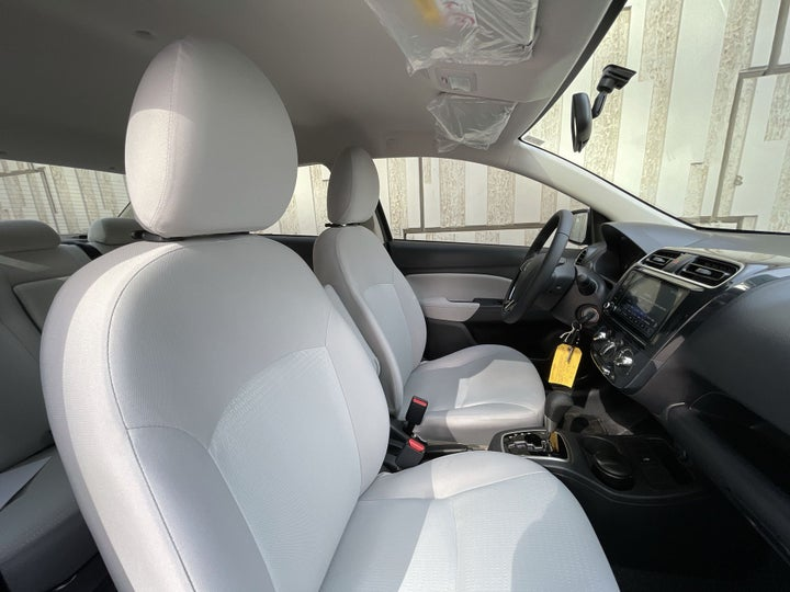 Mitsubishi Attrage-RIGHT SIDE FRONT DOOR CABIN VIEW
