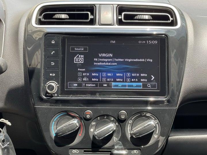 Mitsubishi Attrage-CENTER CONSOLE