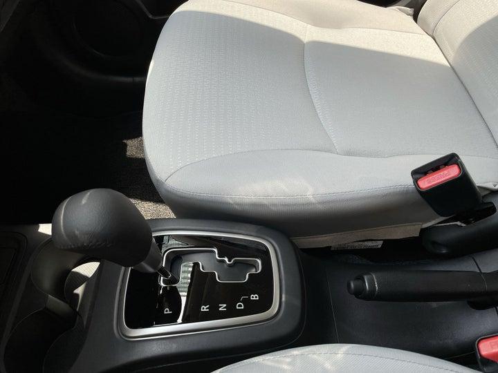 Mitsubishi Attrage-GEAR LEVER