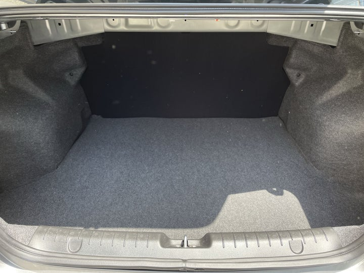 Mitsubishi Attrage-BOOT INSIDE VIEW