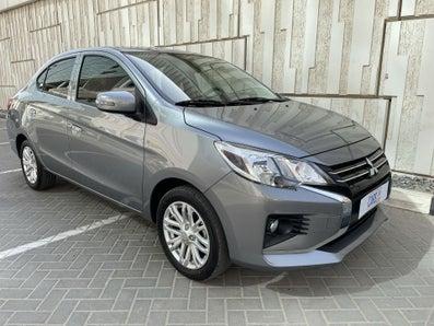 2021 Mitsubishi Attrage GLX