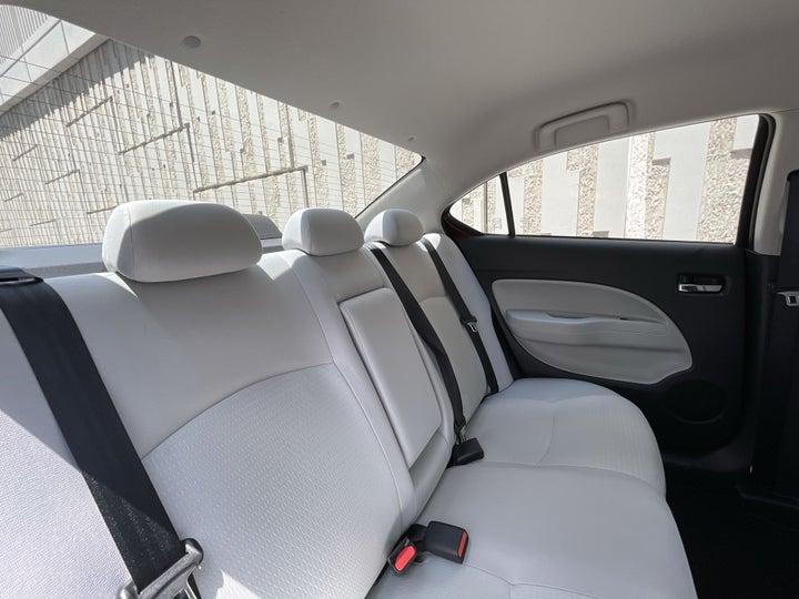 Mitsubishi Attrage-RIGHT SIDE REAR DOOR CABIN VIEW