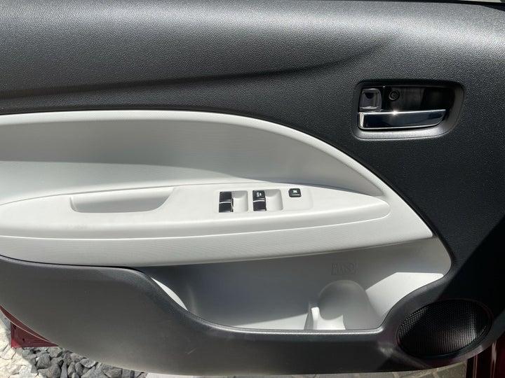 Mitsubishi Attrage-DRIVER SIDE DOOR PANEL CONTROLS