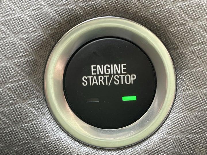 Chevrolet Malibu-KEYLESS / BUTTON START