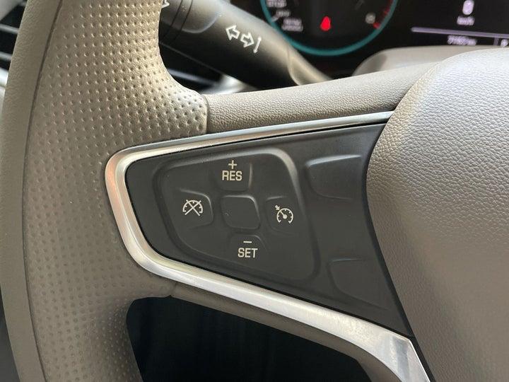 Chevrolet Malibu-CRUISE CONTROL