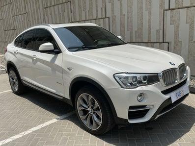 2017 BMW X4 Xdrive