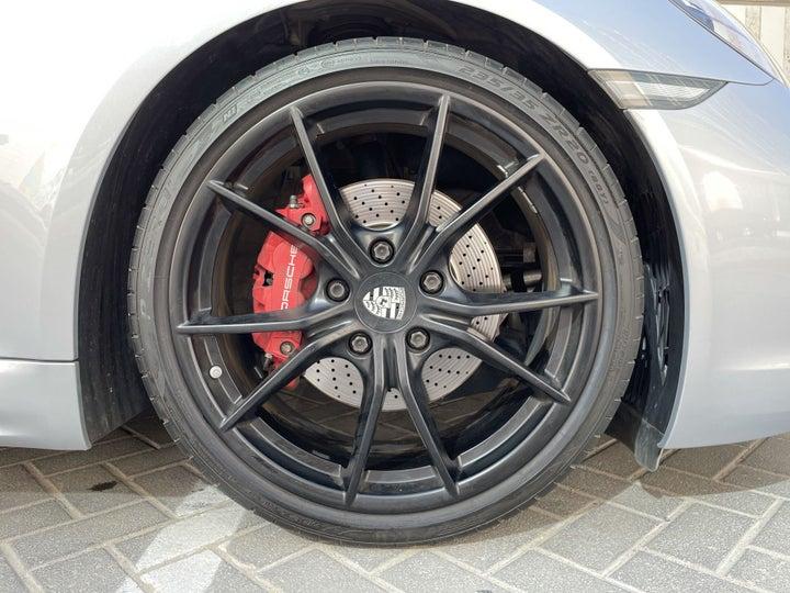 Porsche Boxster-RIGHT FRONT WHEEL