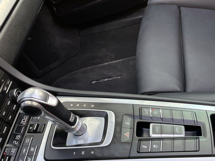 Porsche Boxster-GEAR LEVER