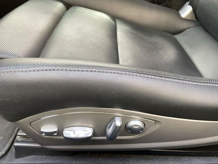 Porsche Boxster-DRIVER SIDE ADJUSTMENT PANEL