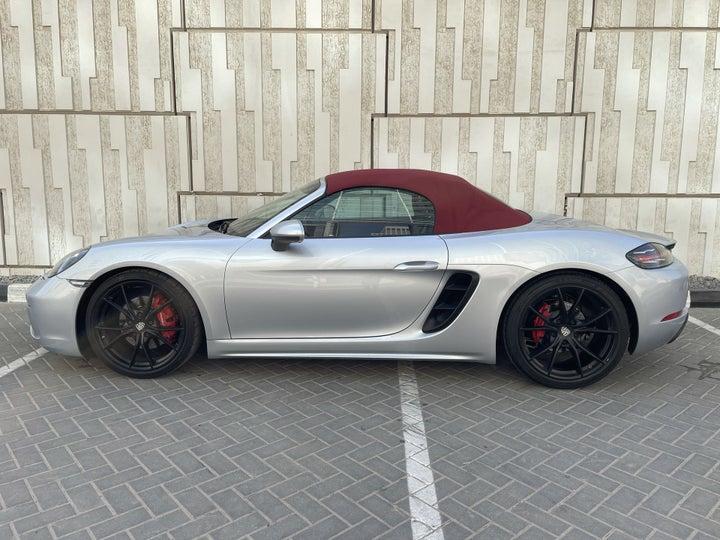 Porsche Boxster-LEFT SIDE VIEW