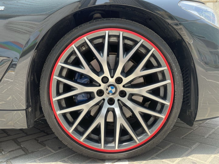 BMW 5 Series-RIGHT FRONT WHEEL
