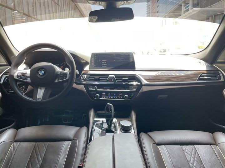 BMW 5 Series-DASHBOARD VIEW