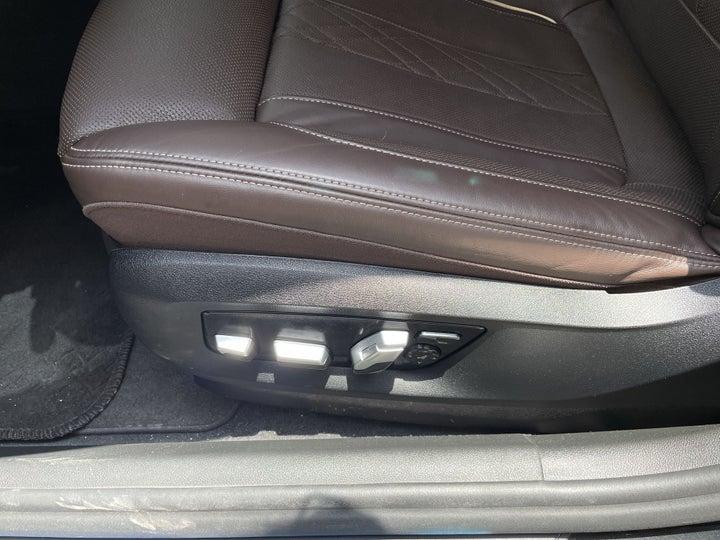 BMW 5 Series-DRIVER SIDE ADJUSTMENT PANEL