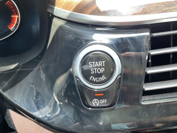 BMW 5 Series-KEYLESS / BUTTON START