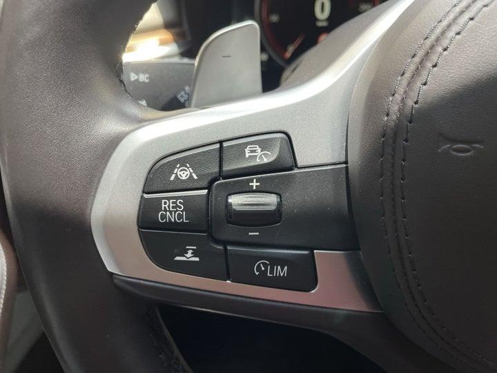 BMW 5 Series-CRUISE CONTROL
