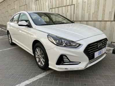 2019 Hyundai Sonata GL