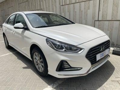 2019 Hyundai Sonata MID