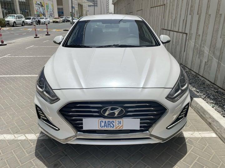 Hyundai Sonata-FRONT VIEW