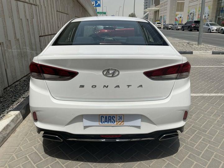 Hyundai Sonata-BACK / REAR VIEW