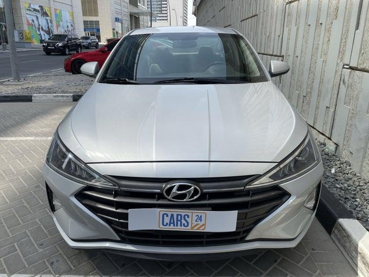 Hyundai Elantra-FRONT VIEW