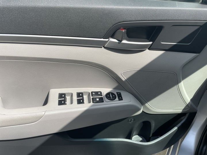 Hyundai Elantra-DRIVER SIDE DOOR PANEL CONTROLS