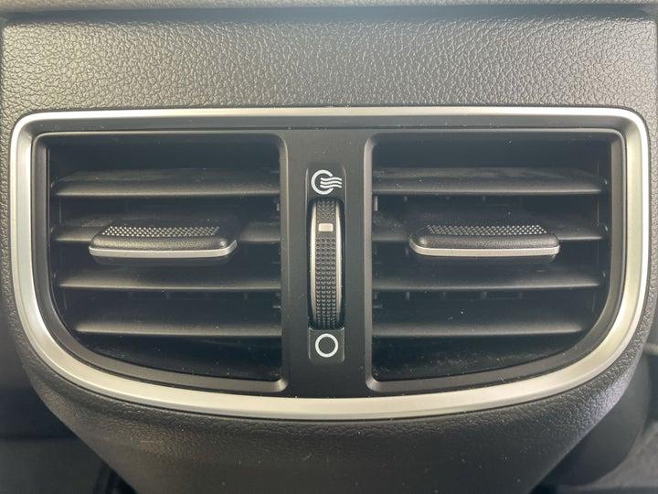 Hyundai Elantra-REAR AC VENT