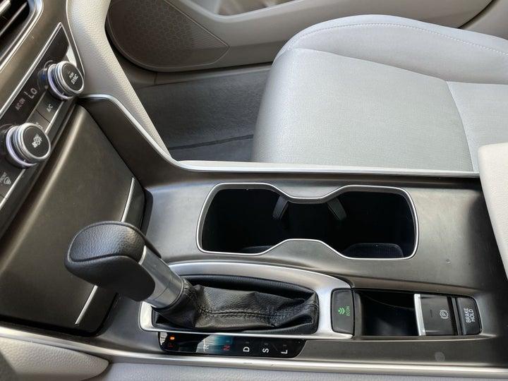 Honda Accord-GEAR LEVER
