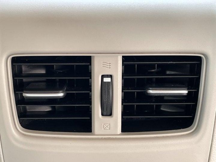 Honda Accord-REAR AC VENT