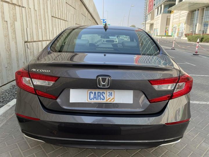 Honda Accord-BACK / REAR VIEW
