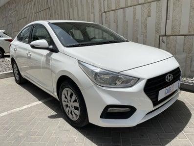 2019 Hyundai Accent 1.6 GL