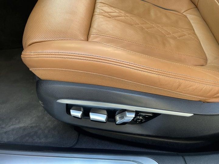 BMW 7 Series-DRIVER SIDE ADJUSTMENT PANEL