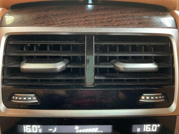 BMW 7 Series-REAR AC VENT