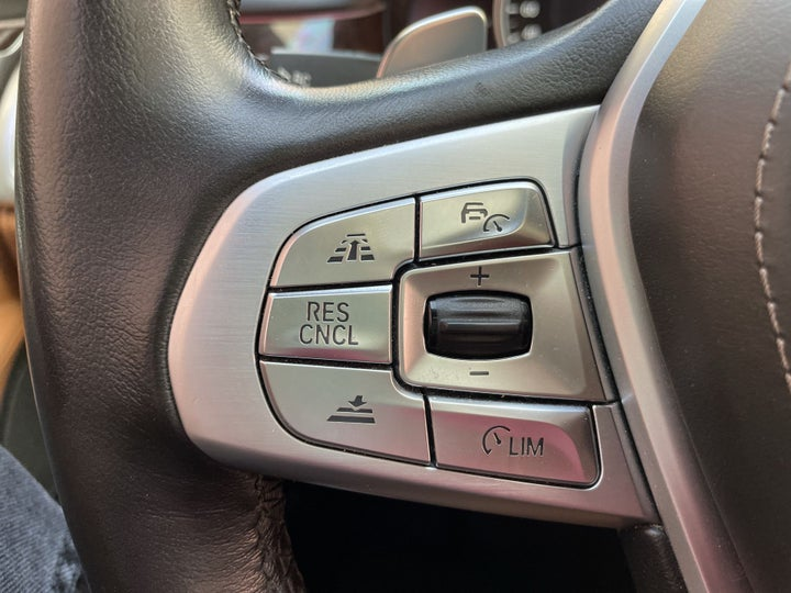 BMW 7 Series-CRUISE CONTROL