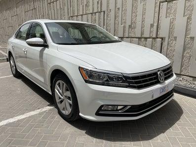 2018 Volkswagen Passat SEL