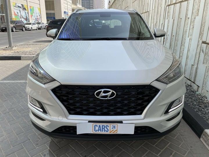 Hyundai Tucson-FRONT VIEW